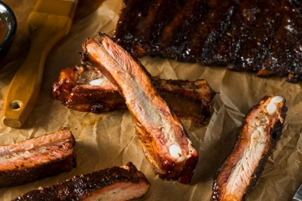 Memphis barbecue is all about pork